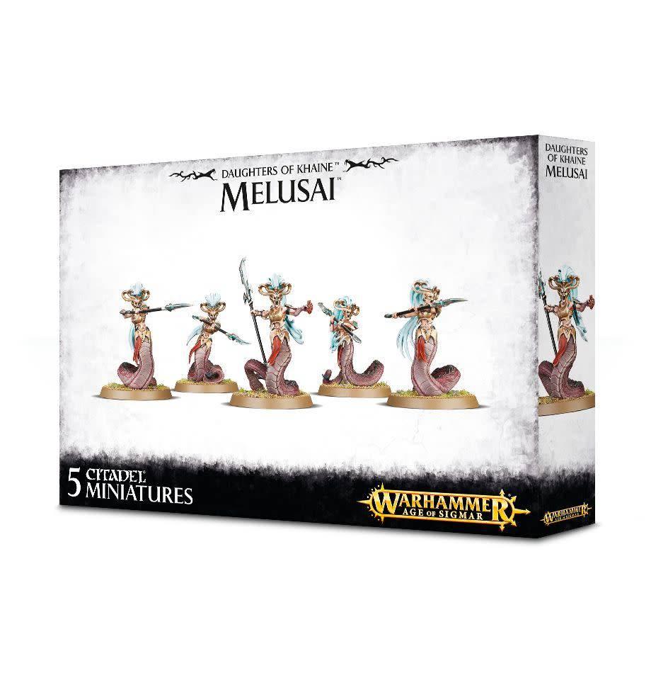 Games Workshop Melusai Blood Sisters