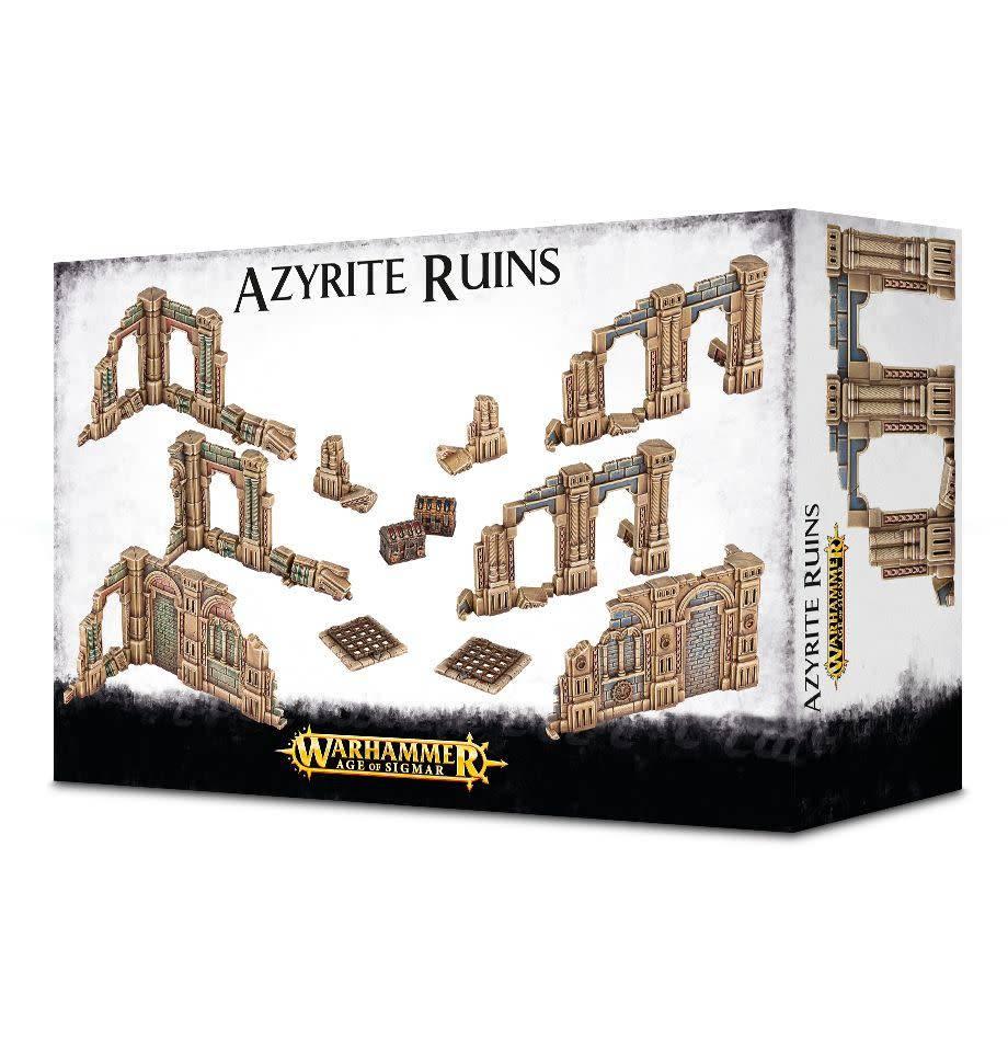Games Workshop Azyrite Ruins