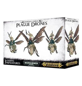 Games Workshop Plague Drones of Nurgle