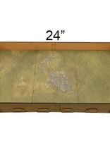 "Frontline-Gaming FLG Mats: Ancient Alien Ruins Winter 24"" x 14"""