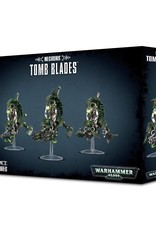 Games Workshop Necrons Tomb Blades