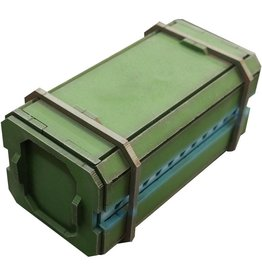 Frontline-Gaming ITC Terrain Series: Field Base Container 1