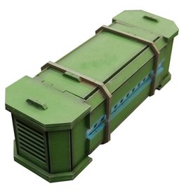 Frontline-Gaming ITC Terrain Series: Field Base Container 2