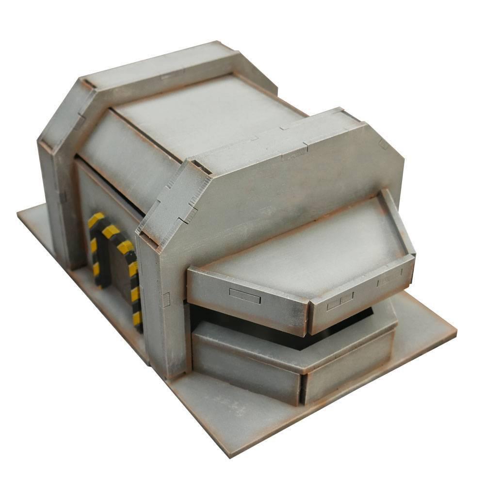 Frontline-Gaming ITC Terrain Series: Field Base Bunker