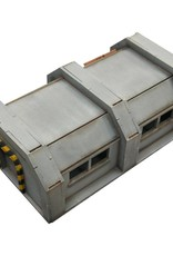 Frontline-Gaming ITC Terrain Series: Field Base Barracks