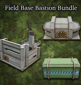 Frontline-Gaming ITC Terrain Series: Field Base Bastion Bundle