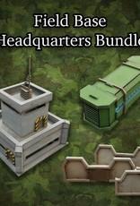 Frontline-Gaming ITC Terrain Series: Field Base Headquarters Bundle