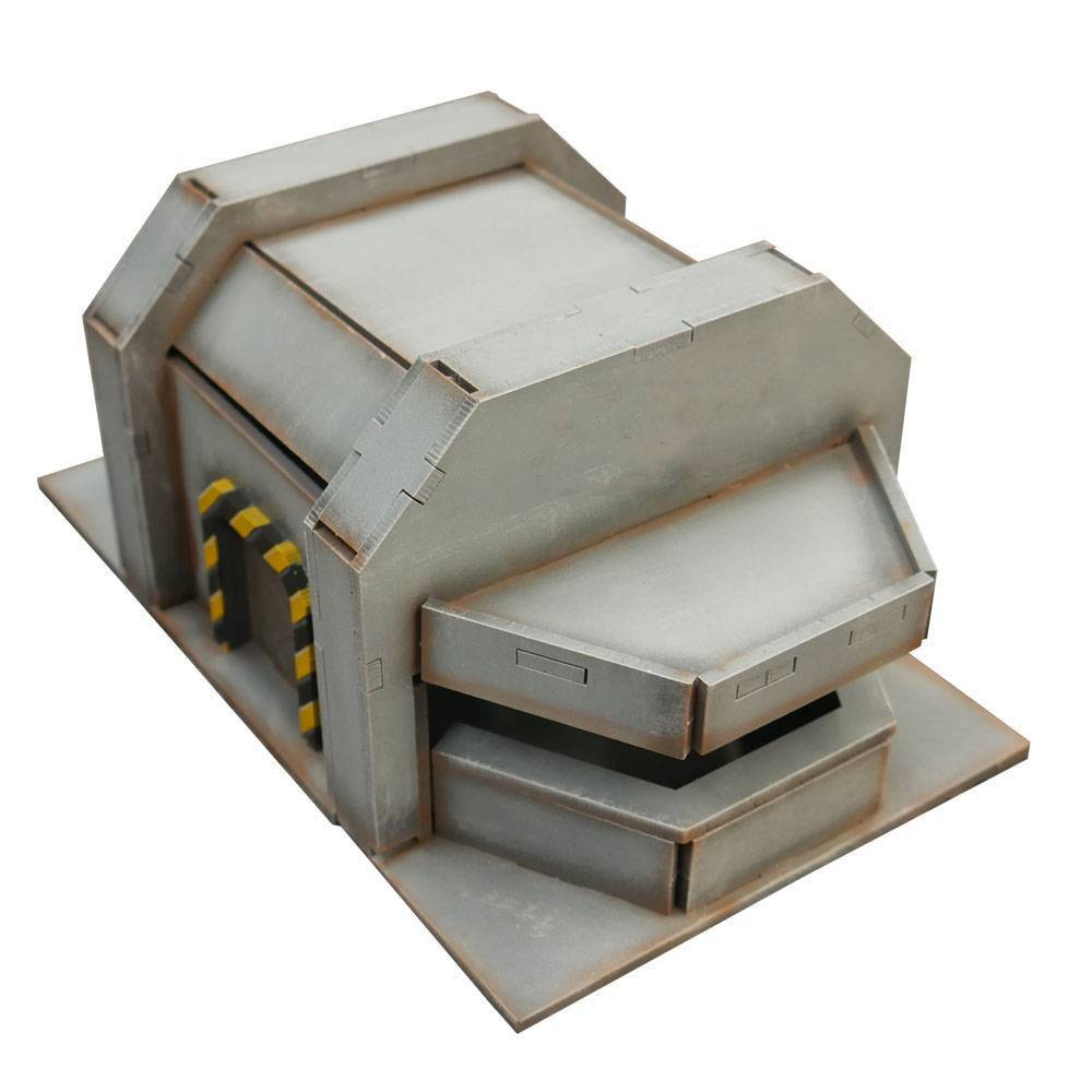ITC Terrain Series: Field Base Complete Set