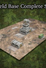 Frontline-Gaming ITC Terrain Series: Field Base Complete Set