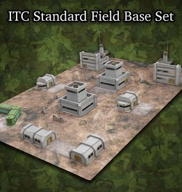 ITC Terrain Series: ITC Standard Field Base Set