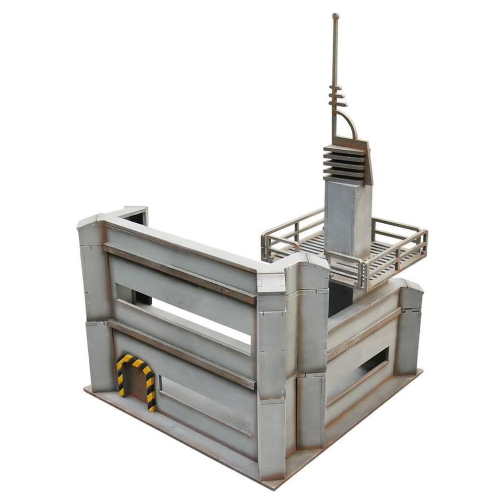 ITC Terrain Series: Field Base Bastion Bundle