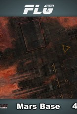 Frontline-Gaming FLG Mats: Mars Base 4x4'