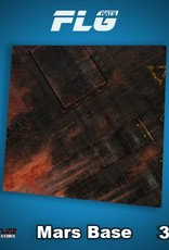 Frontline Gaming FLG Mats: Mars Base 3x3'