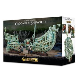Games Workshop Etheric Vortex: Gloomtide Shipwreck