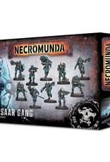 Games Workshop Van Saar Gang
