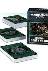 Games Workshop Datacards: Deathwatch