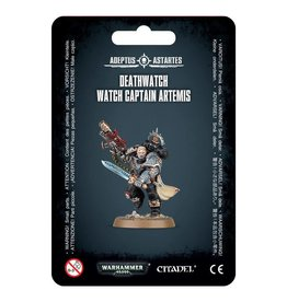 Games Workshop Watch Captain Artemis