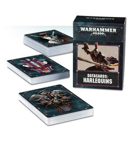 Games Workshop Datacards: Harlequins