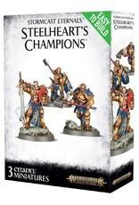 Games Workshop Easy To Build: Stormcast Eternals Steelheart's Champions