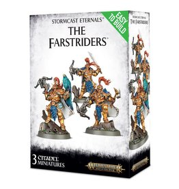 Games Workshop Easy To Build: Stormcast Eternals The Farstriders