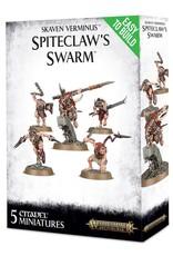Games Workshop Easy To Build: Skaven Verminus Spiteclaw's Swarm