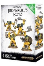 Games Workshop Easy To Build: Ironjawz Ironskull's Boyz