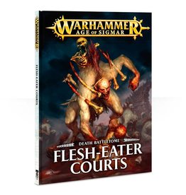 Games Workshop Battletome: Flesh-eater Courts