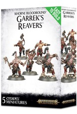 Games Workshop Easy To Build: Khorne Bloodbound Garrek's Reavers