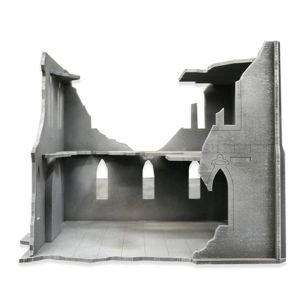 Frontline Gaming ITC Terrain Series: Gothic Ruins Store