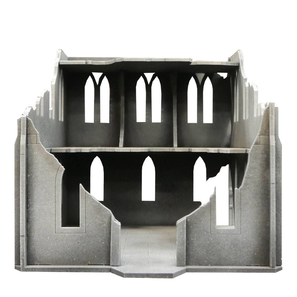 Frontline-Gaming ITC Terrain Series: Gothic Ruins Manor Bundle