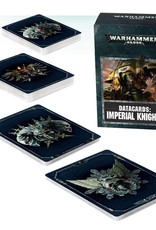 Games Workshop Datacards: Imperial Knights