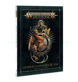 Games Workshop Warhammer Age of Sigmar: General's Handbook 2018