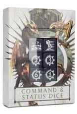 Games Workshop Warhammer Age of Sigmar Command & Status Dice