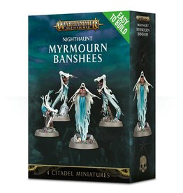 Games Workshop Easy to Build Myrmourn Banshees
