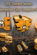 Frontline-Gaming ITC Terrain Series: Interstellar City Complete Set