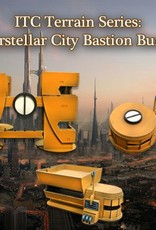 Frontline-Gaming ITC Terrain Series: Interstellar City Bastion Bundle