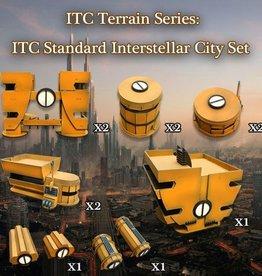 ITC Terrain Series: ITC Standard Interstellar City Set
