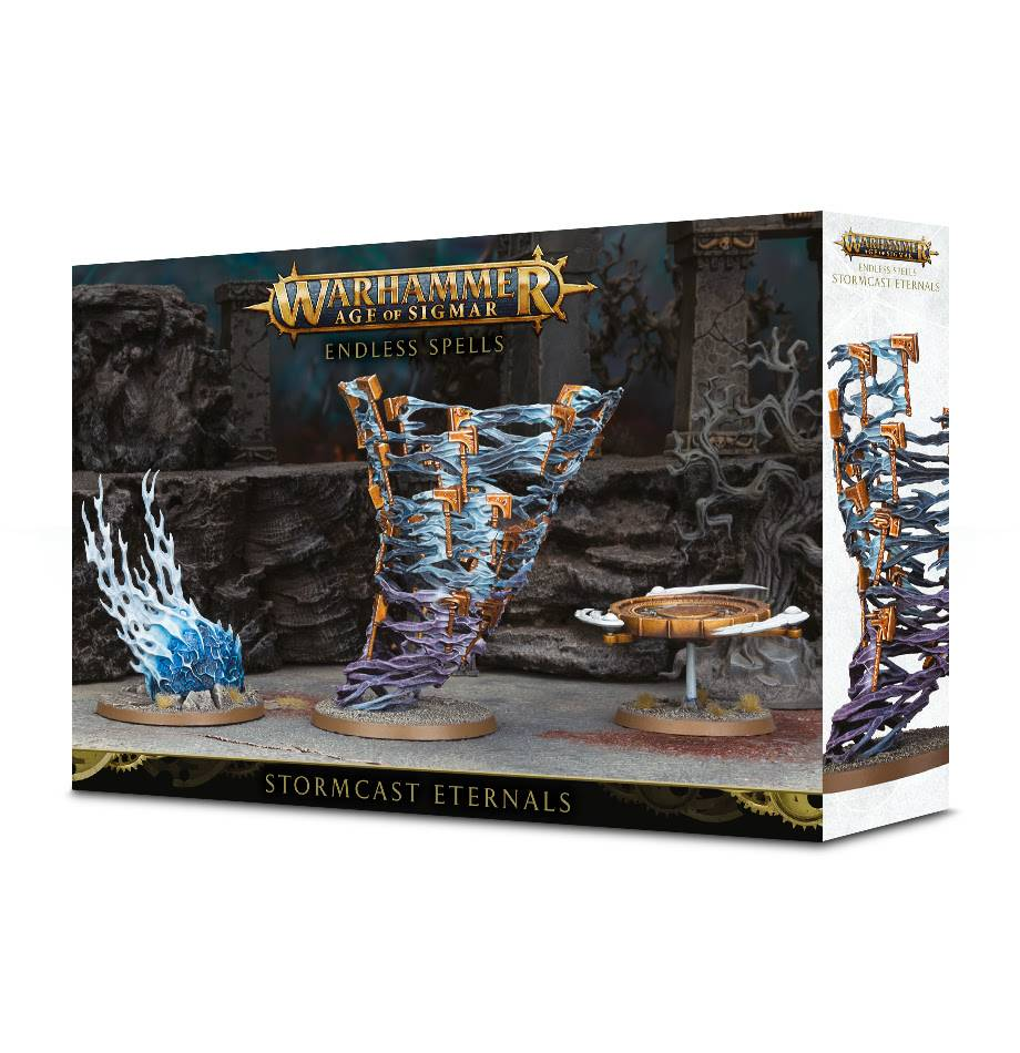 Games Workshop Endless Spells: Stormcast Eternals