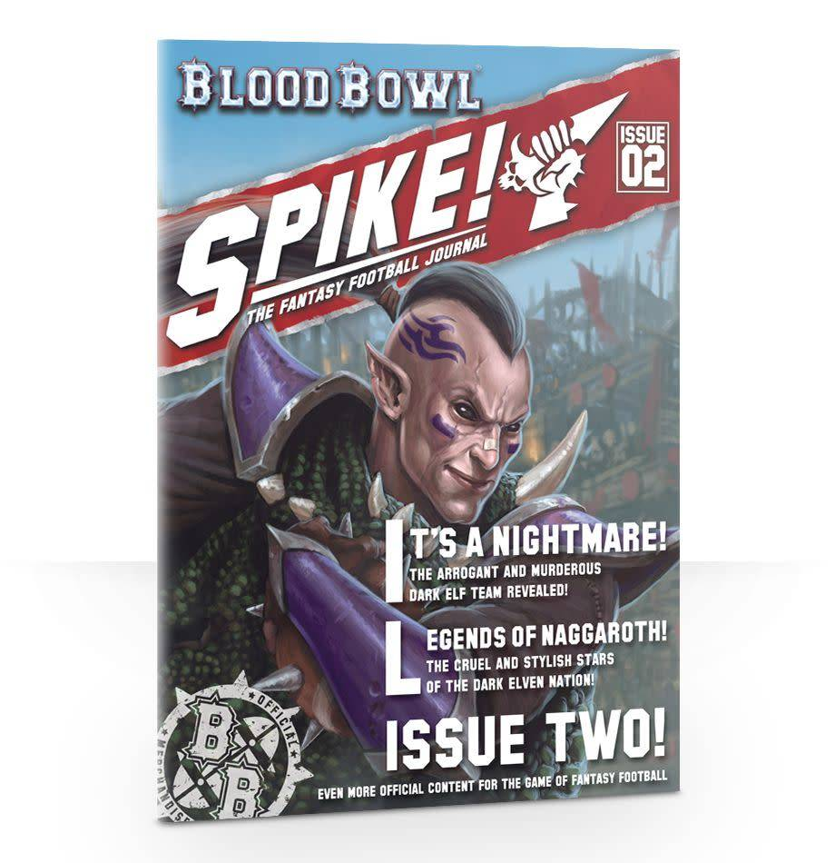 Games Workshop Spike! The Fantasy Football Journal - Issue 2