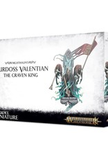 Games Workshop Kurdoss Valentian, The Craven King