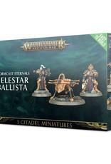 Games Workshop Easy to Build: Celestar Ballista