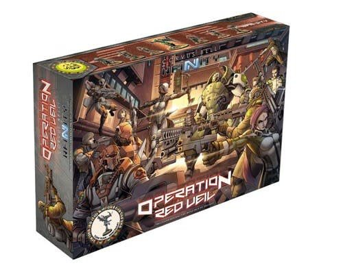 Corvus Belli Operation Red Veil Two Player Battle Pack