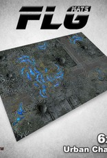Frontline Gaming FLG Mats: Urban Change 6x4'