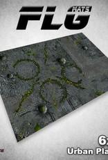 Frontline Gaming FLG Mats: Urban Plague 6x4'