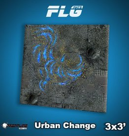Frontline-Gaming FLG Mats: Urban Change 3x3'