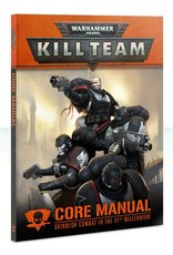 Games Workshop Warhammer 40,000 Kill Team Core Manual
