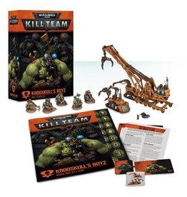 Games Workshop Kill Team: Krogskull's Boyz