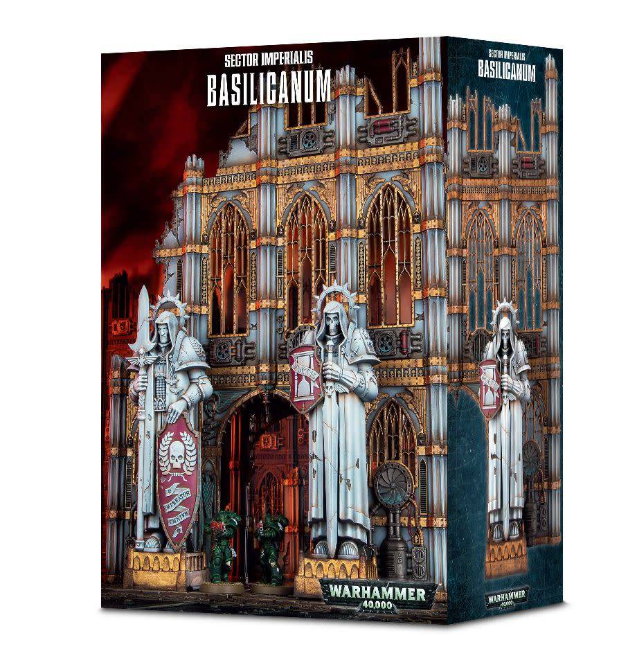 Games Workshop Sector Imperialis Basilicanum