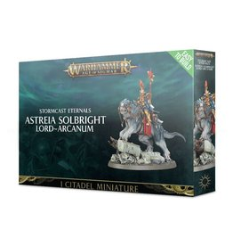 Games Workshop Easy to Build: Astreia Solbright, Lord-Arcanum