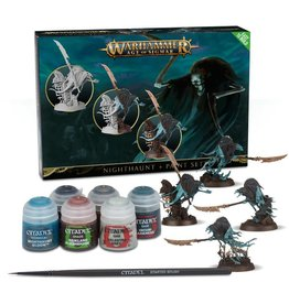 Games Workshop Nighthaunt + Paint Set